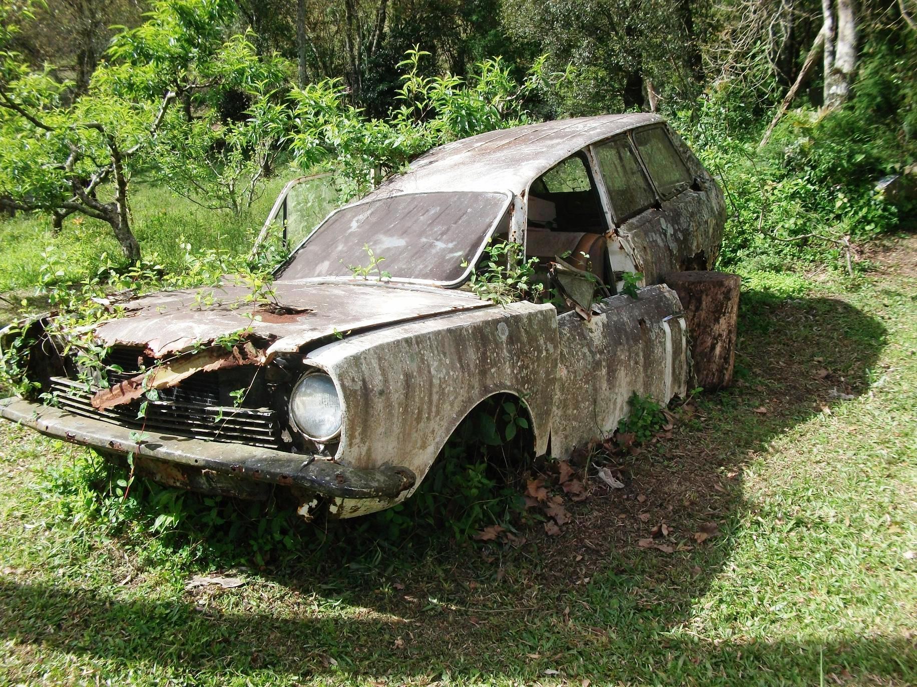 ubelina_sibele_pelotas1 Ford Belina (e, de lambuja, VW Kombi)