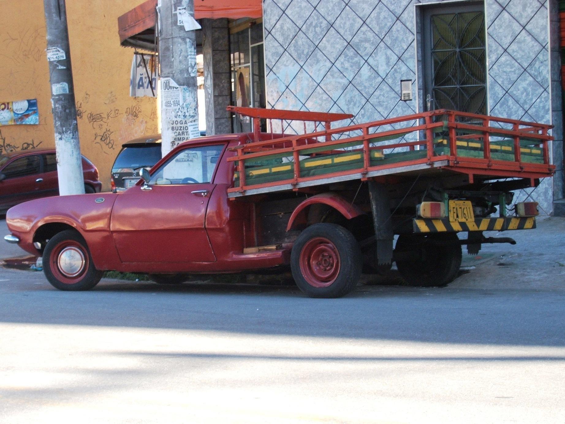 udanilo-mavecao1 Ford Maverick