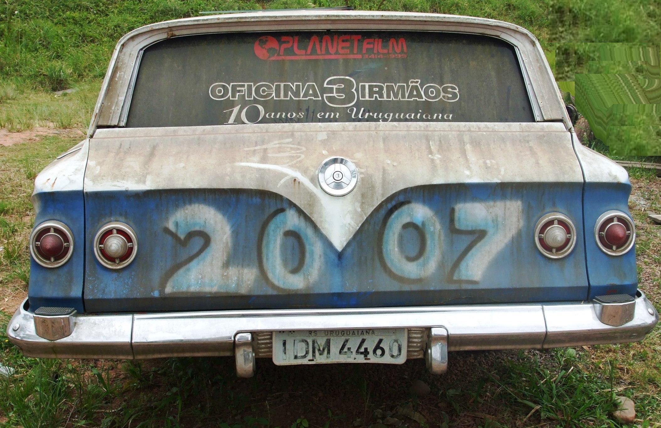 cuti-impala Impala SW