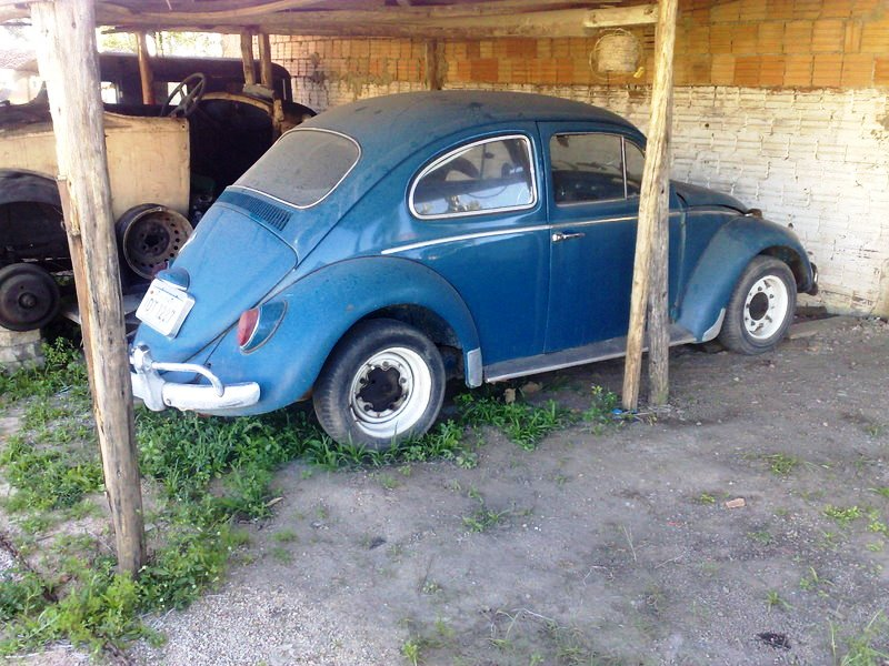 leandro-tijucas-sc-fusca Volkswagen Fusca