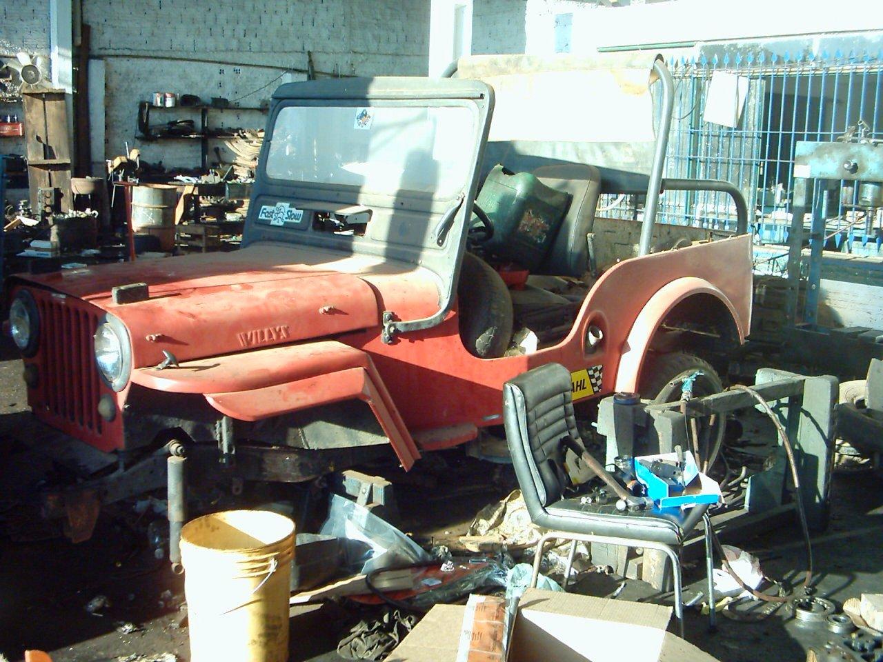 reinaldo-sigwald-s-josc3a9-d-campos-sp-jeep-1951-itararc3a9-sp Jeep Willys
