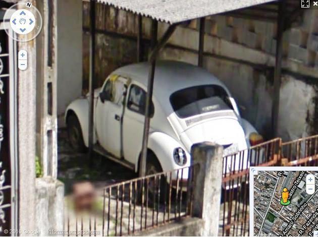 ulucas_aricanduva_sp_fusca_streetview_01 Volkswagen Fusca