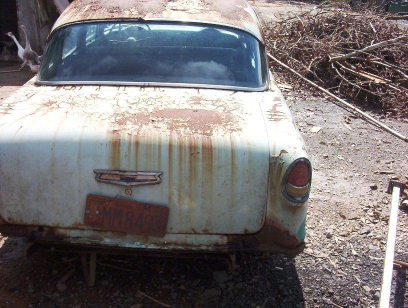 364-196 Chevrolet Bel Air