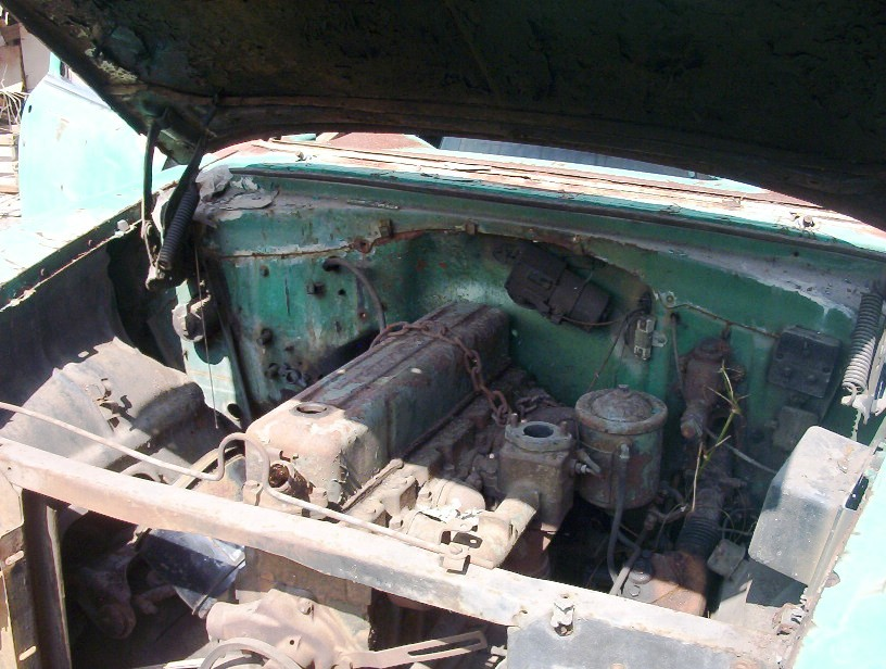 paulo_roberto_bel-air_56_sp_sp-motor Chevrolet Bel Air