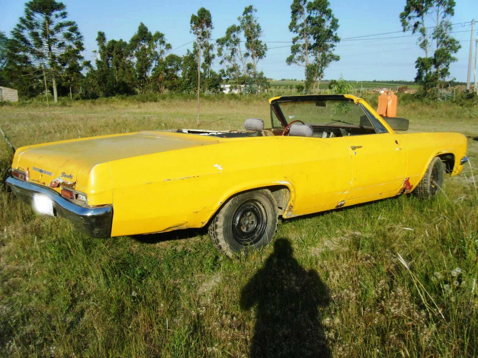 upablo-che-imp Chevrolet Impala (1966 - convertible)